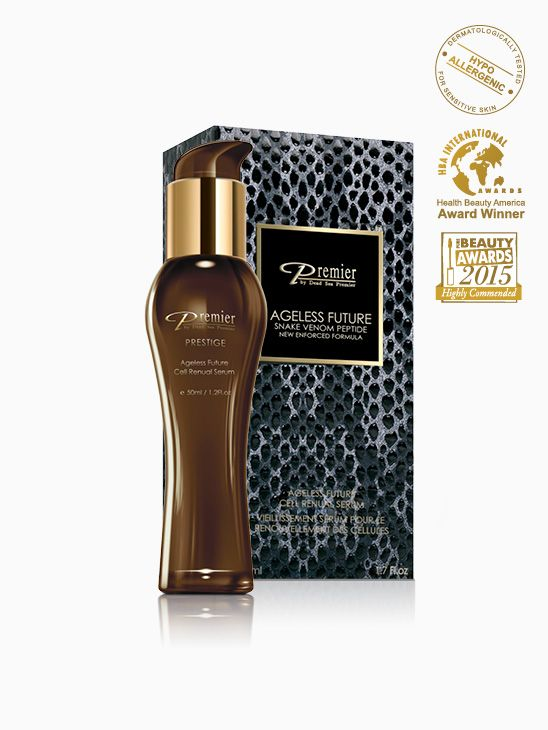 Ageless Future Snake Venom Cell Renewal Serum K37
