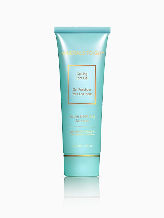 Minerals-To-Go - Cooling Foot Gel T5