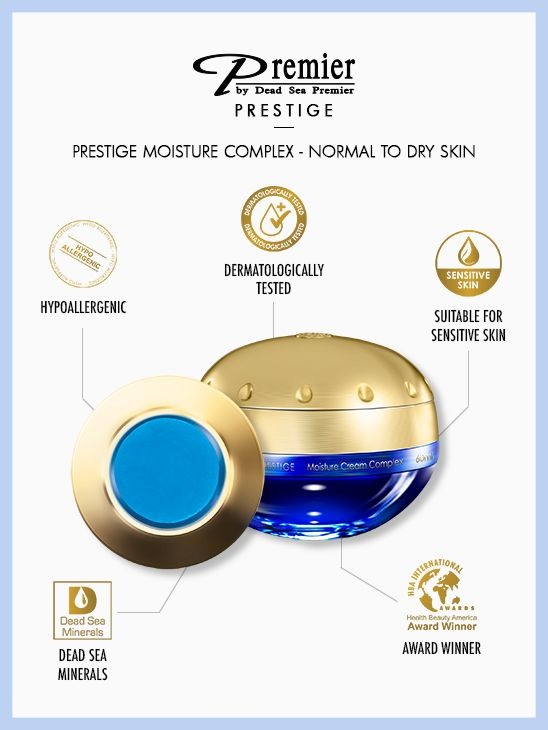 Prestige Moisture Complex - Normal To Oily Skin K15