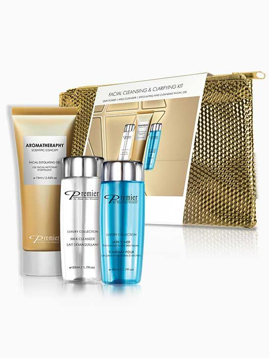 Classic Facial Cleansing And Clarifying Kit B184