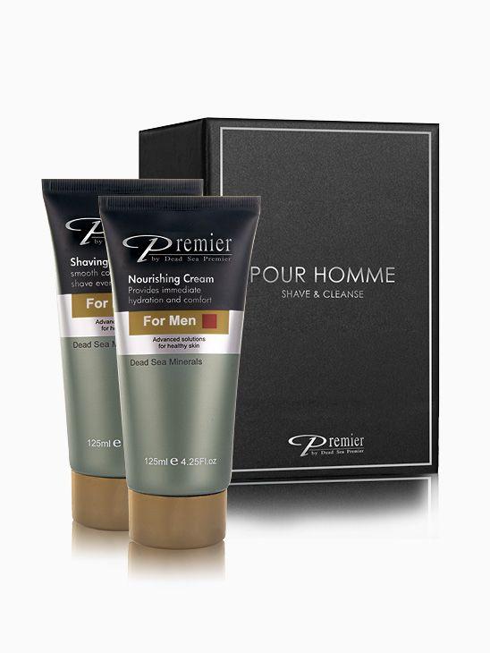 Classic Pour Homme Shave & Cleanse Kit B45