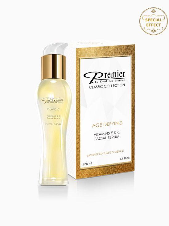 Classic Concentrated Facial Serum With Vitamins E & C G104e