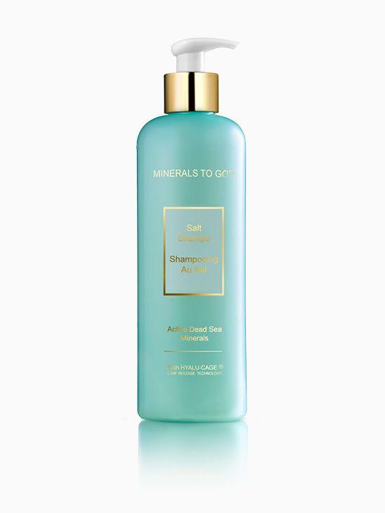 Minerals-To-Go - Salt Shampoo T8