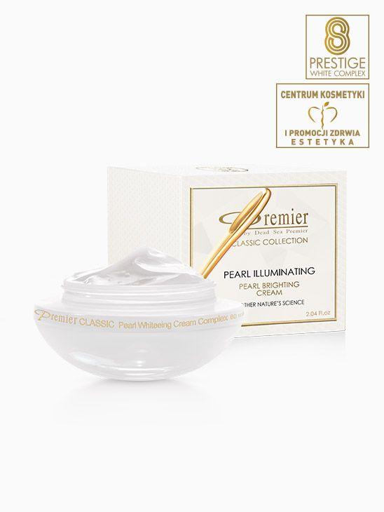 Classic Pearl Whitening Cream B3e