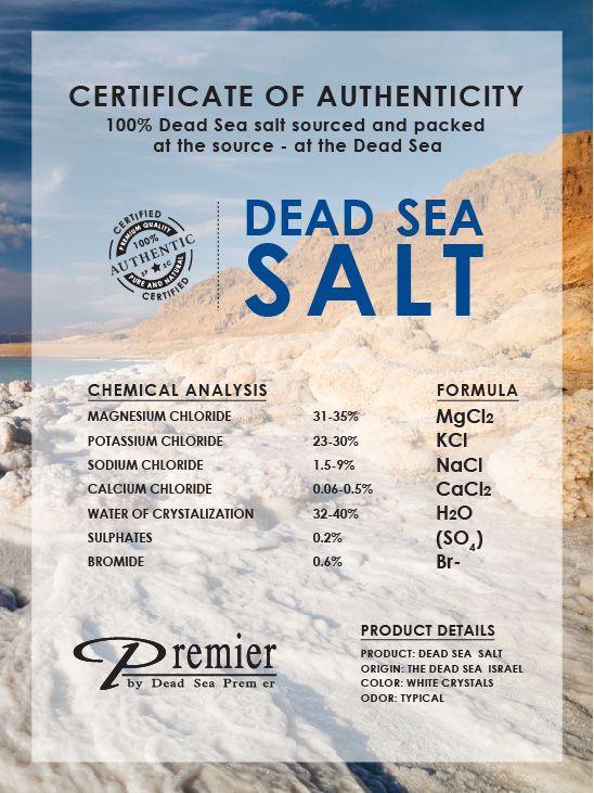Botanic Bath Salt Crystals - Energizing A78e