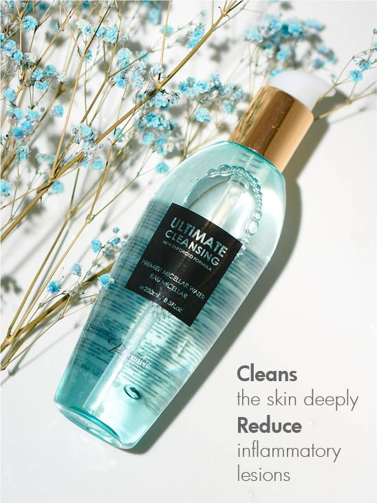 Mineral micellar cleansing water K3